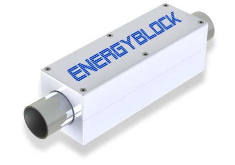 Energyblock H für Gebäude-Wasser-Versorgungsleitungen